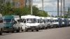 Водители столичных микроавтобусов жалуются на ремонтные траты