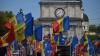 """Протест партии """"Платформа """"DA"""" с высоты птичьего полета (ФОТО/ВИДЕО)"""