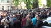 """Акция протеста """"DA"""" переросла в столкновения с полицией (ВИДЕО)"""