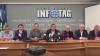 """Лидеры """"DA"""" оскорбили журналистов на пресс-конференции"""
