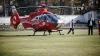 Вертолет SMURD доставил женщину в тяжёлом состоянии из Вулканешт в Кишинёв