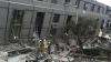 На юге Китая на строительной площадке обрушилось здание