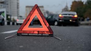 Лобовое столкновение двух машин произошло на Буюканах
