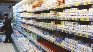 Столичный супермаркет посетили необычные гости (ФОТО)