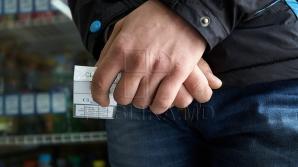 В заброшенном доме у Прута нашли 9000 пачек контрабандных сигарет
