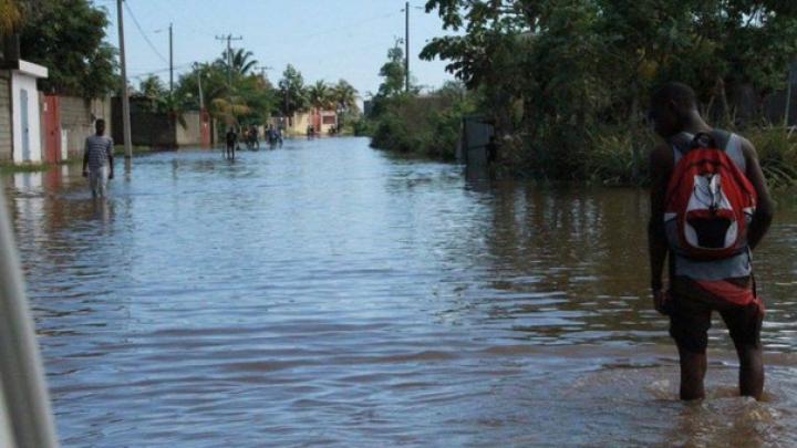 Наводнения в Гаити стали причиной смерти шести человек