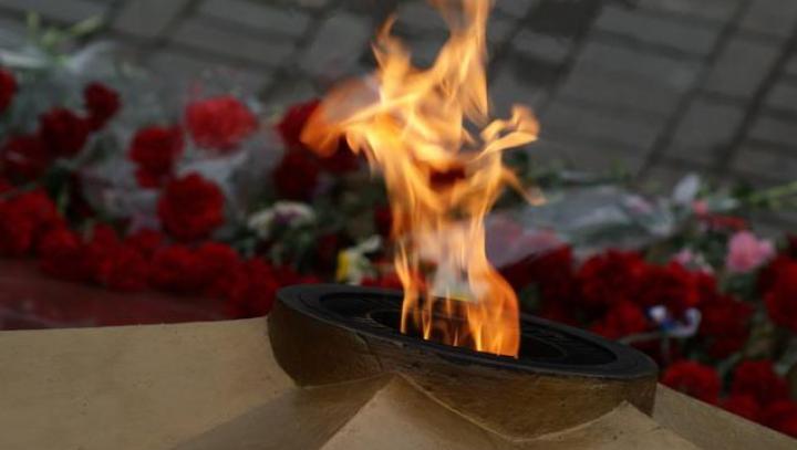 Под Калининградом позаботились о том, чтобы Вечный огонь не погас никогда (ФОТО)