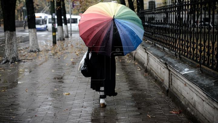 В Молдове объявлен жёлтый уровень погодной опасности на 1 ноября