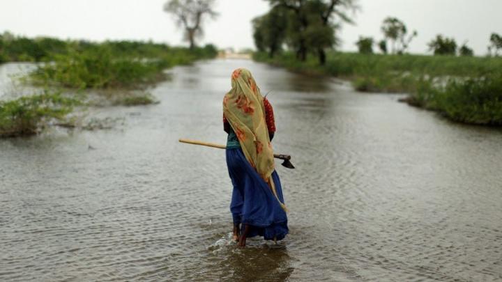 Более 50 человек погибли в Пакистане из-за наводнения