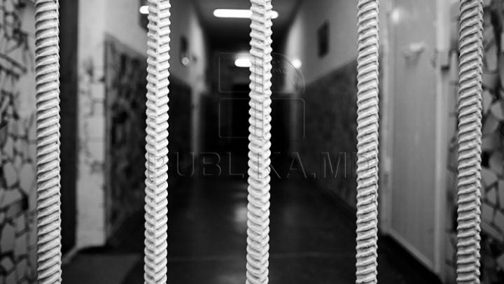 Из пенитенциарного учреждения в Леова сбежал заключенный