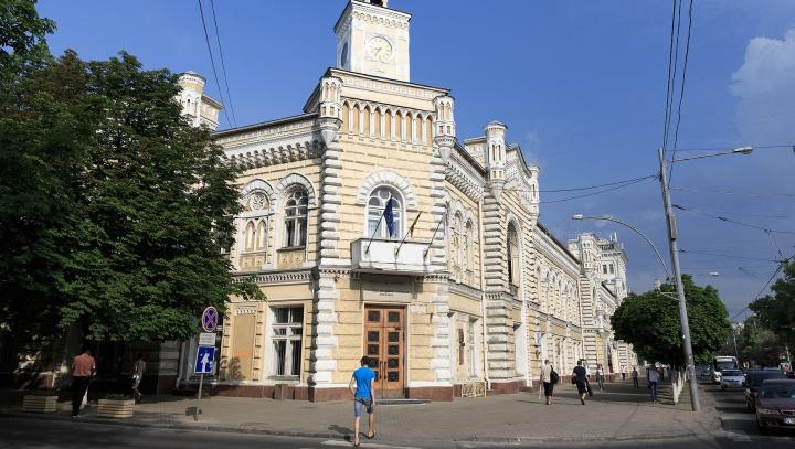 Цензура в кишинёвской мэрии: Прессу перестали пускать на оперативные совещания