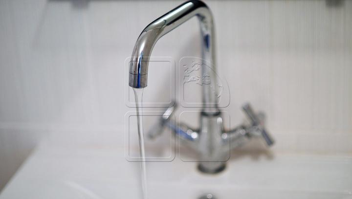 Отключение воды в столице