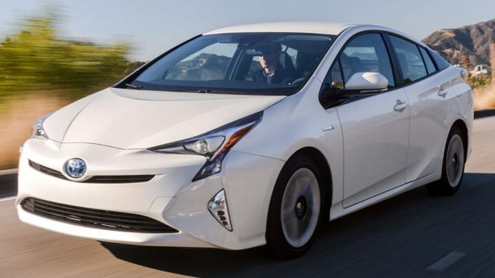 Новая Toyota Prius получила высший балл на европейском краш-тесте (ВИДЕО)