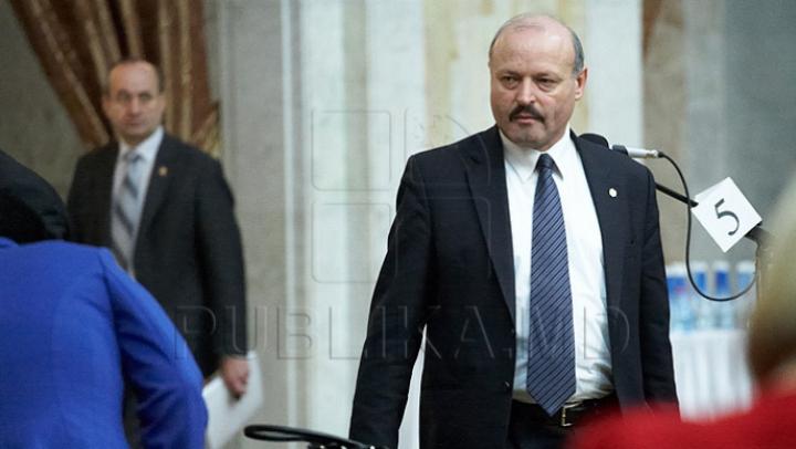 Депутат Валерий Гилецкий исключен из парламентской фракции ЛДПМ