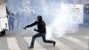 В Нанте акция протеста закончилась беспорядками и задержаниями