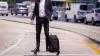 Электрическая доска, превращающаяся в рюкзак или тележку (ВИДЕО)