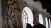 В Вифлееме нашли неизвестную мозаику ангела
