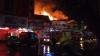 Владельцы магазинов подсчитывают ущерб после пожара на Центральном рынке