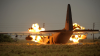 Военный самолет разбился при посадке в Ливии