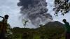 Новое извержение вулкана Синабунг произошло на острове Суматра