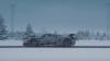 Суперкар Huayra испытали на обледеневшем озере (ВИДЕО)