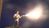 Британец изобрел гитару-огнемет (ВИДЕО)