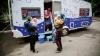 """""""Возроди Молдову"""": передвижной педиатрический кабинет добрался до села Крокмаз"""
