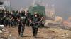 Восемь полицейских погибли при обстреле автомобиля в пригороде Каира