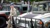 Американскую военную технику выставили в центре Кишинева (ФОТО)