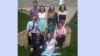 Первые в мире семь близнецов окончили школу