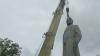 В Одессе не смогли снести памятник Ленину