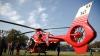 Вертолет SMURD доставил пациента из Кишинева в Бухарест