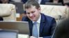 Министр окружающей среды Валерий Мунтяну пришел на работу с черепахой (ФОТО)