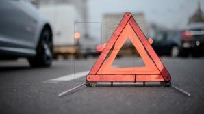 ДТП в Яловенском районе: машина перевернулась в пути (ВИДЕО)