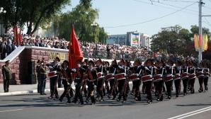 Кишинев осудил участие российских военных в параде 9 мая в Тирасполе