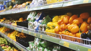 Сомнительный деликатес на прилавке кишиневского супермаркета (ФОТО)