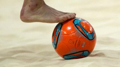 Сборная Молдовы рассчитывает на победу в чемпионате Европы по пляжному футболу в дивизионе Б