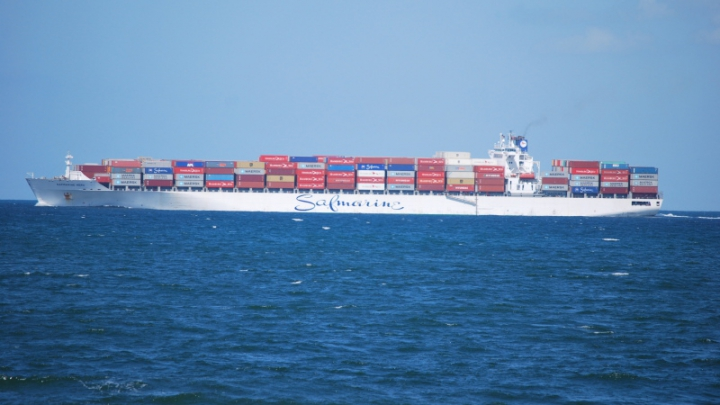 У побережья Китая столкнулись два судна