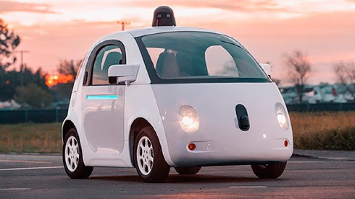 Fiat и Google объединятся для создания беспилотных автомобилей