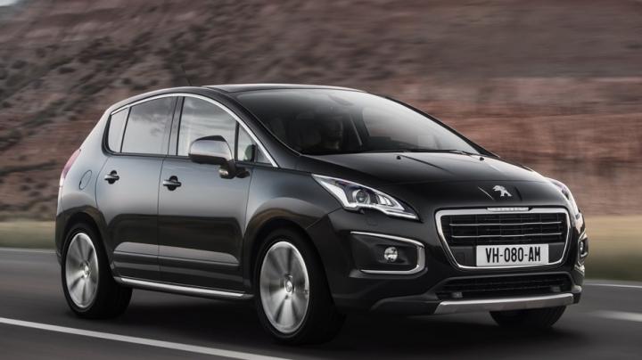 Фотошпионы засняли новый Peugeot 3008 на видео