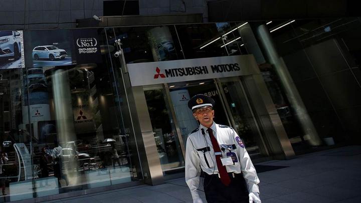 В офисе Mitsubishi Motors прошли обыски