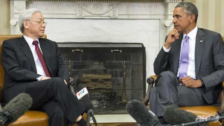 США и Вьетнам заключили контракты на сумму более 16 млрд долларов