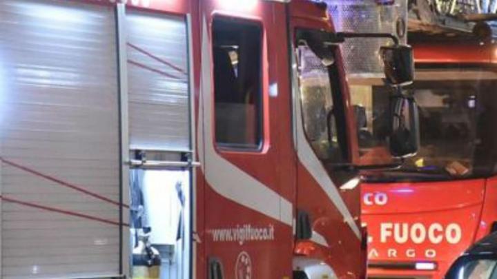 Взрыв произошел в одном из жилых домов на востоке Рима