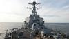 """Американский эсминец """"Портер"""" вошел в Черное море"""