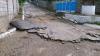 Как после бомбежки: Кожушна сильно пострадала от ночного ливня (ФОТО)