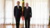 Тимофти принял посла Румынии в Кишиневе по случаю окончания мандата