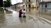 Сильные ливни привели к наводнениям в Румынии
