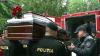 Тела погибших при крушении вертолета SMURD отправлены на родину (ВИДЕО)
