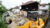 Английский особняк за миллион долларов превратился в руины во время реконструкции