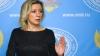 Представитель МИД России Мария Захарова поздравила россиян в духе Медведева